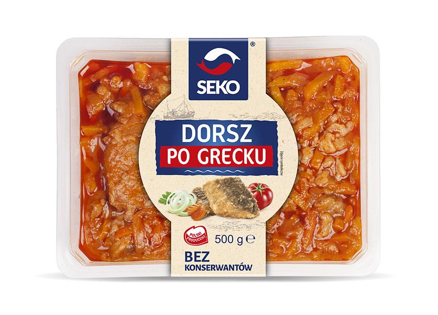 Dorsz po grecku