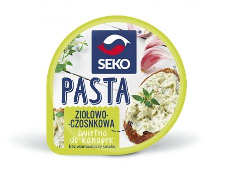 Pasta ziołowo-czosnkowa