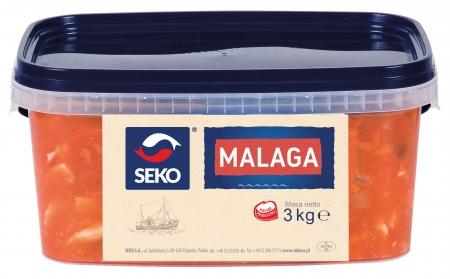 Malaga - filet śledziowy w sosie słodko-kwaśnym