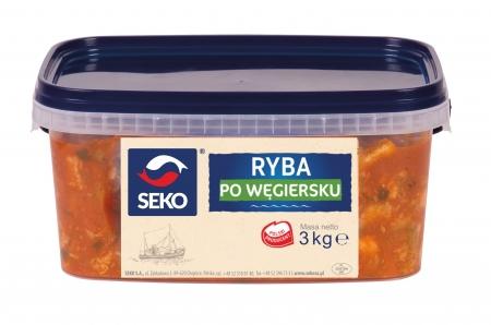 Ryba po węgiersku